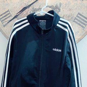 Black Kids Adidas Jacket